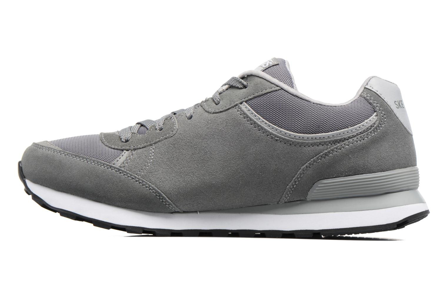 Trainers Skechers OG 82 Grey front view