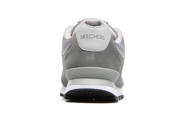 Sneakers Skechers OG 82 Grigio immagine destra