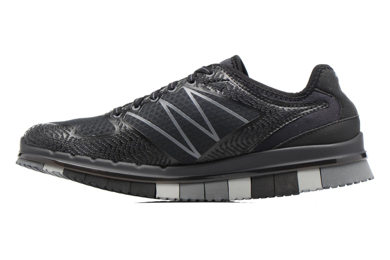 Chaussures de sport Skechers GO Flex Momentum Noir vue face