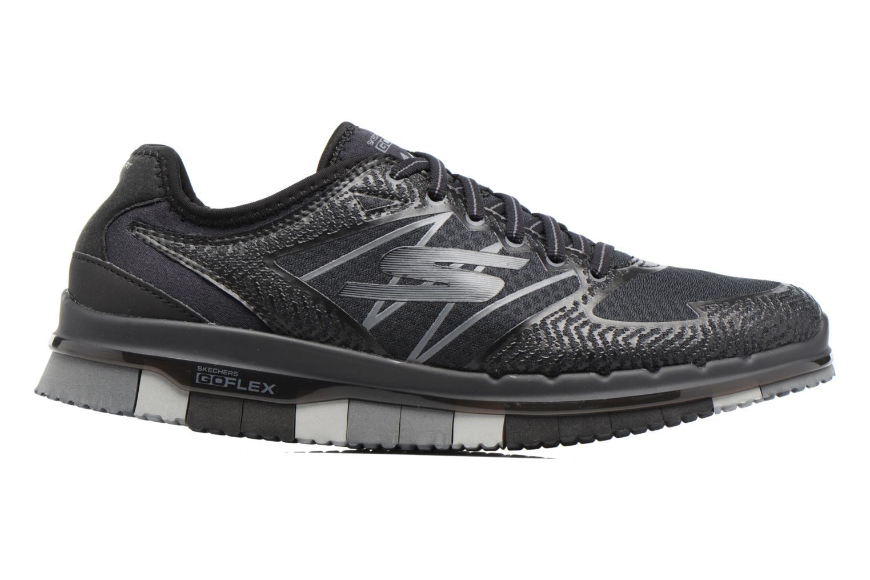 Chaussures de sport Skechers GO Flex Momentum Noir vue derrière