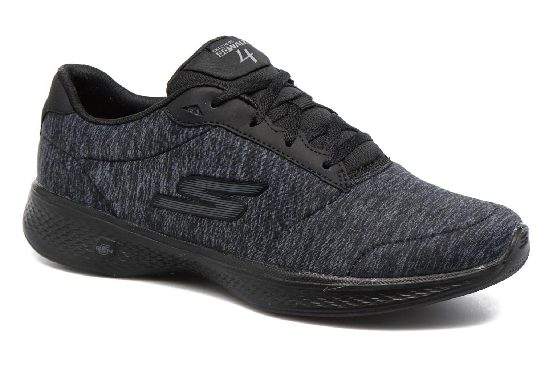 Sneakers Skechers GO Walk 4 serenity Nero vedi dettaglio/paio