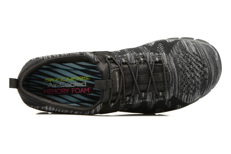Sneakers Skechers Ez Flex 3,0 Take-The-Lead Nero immagine sinistra