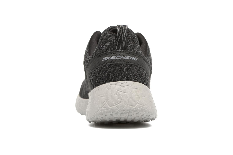 Sneakers Skechers Burst Deal Closer Svart Bild från höger sidan