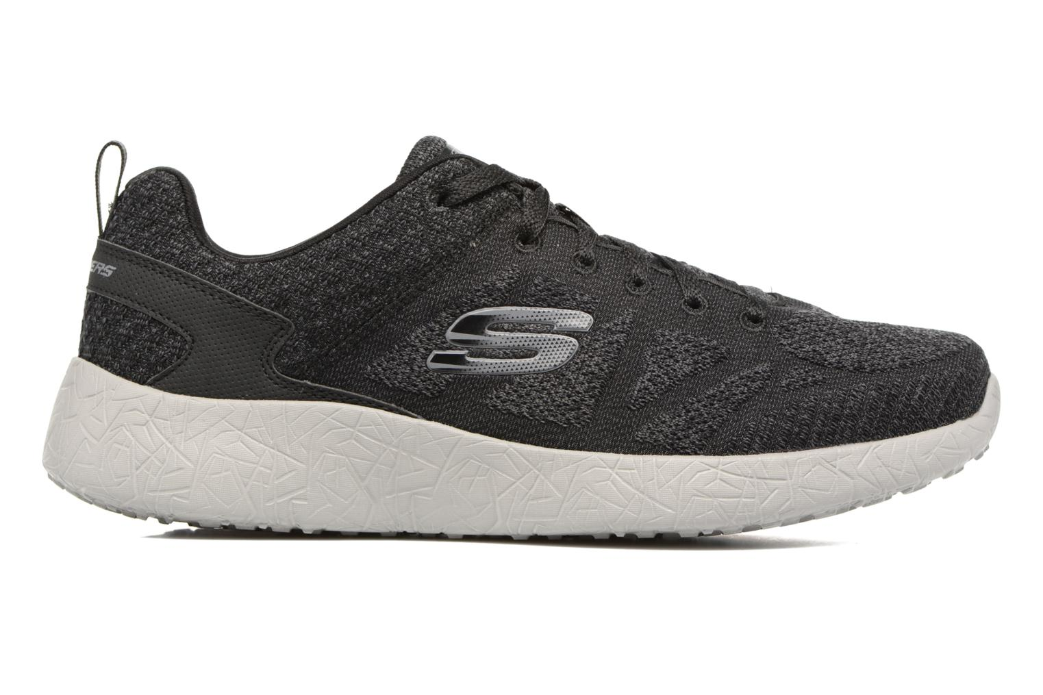 Deportivas Skechers Burst Deal Closer Negro vistra trasera