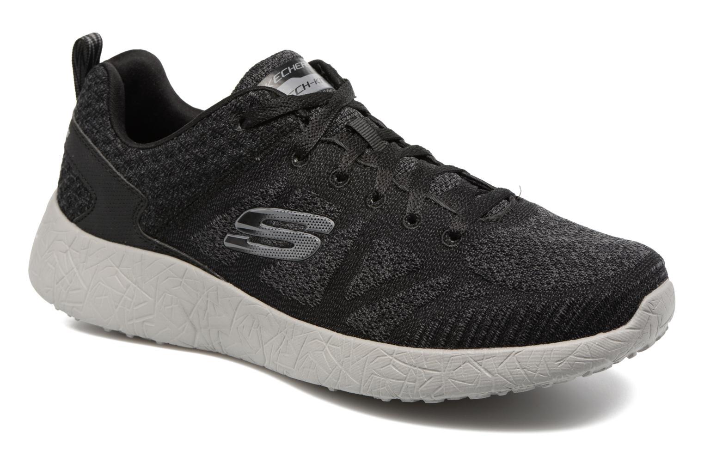 Sneakers Skechers Burst Deal Closer Svart detaljerad bild på paret
