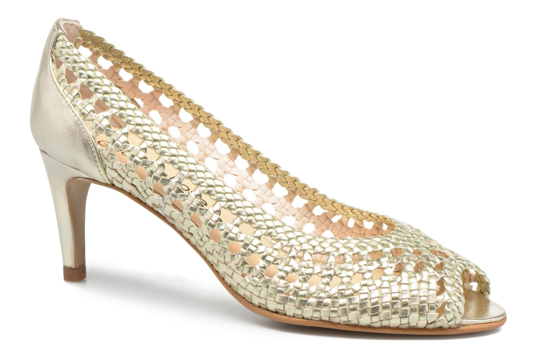 Recortes de precios estacionales, beneficios de descuento Georgia Rose Tressa (Oro y bronce) - Zapatos de tacón en Más cómodo