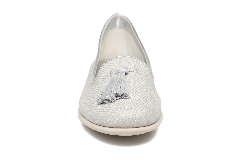 Mocassins The Flexx Miss Take Argent vue portées chaussures