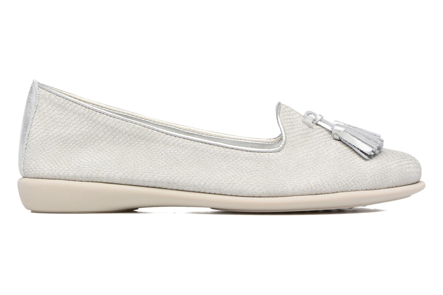 Loafers The Flexx Miss Take Silver back view