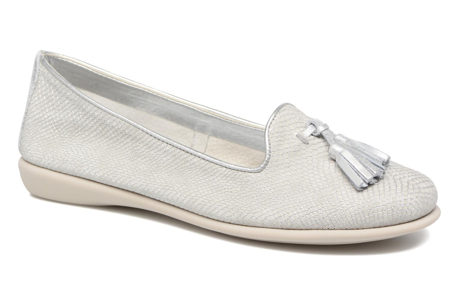 Loafers The Flexx Miss Take Silver detailed view/ Pair view