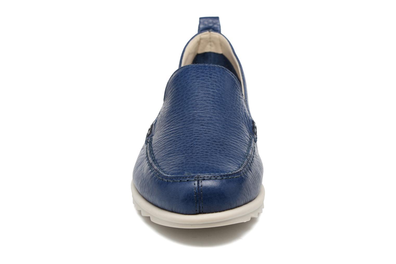 Mocassins The Flexx Call Baby Bleu vue portées chaussures