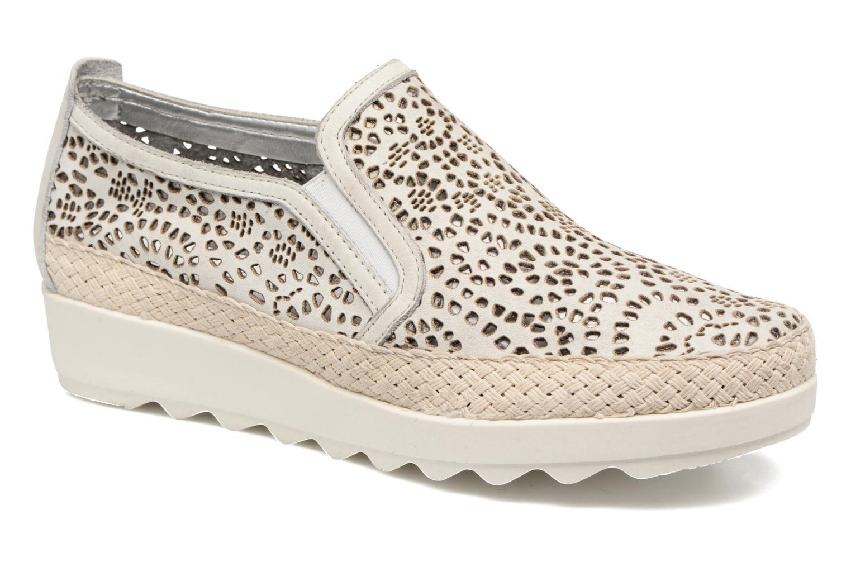 Zapatos promocionales The Flexx Call Me (Blanco) - Mocasines   Venta de liquidación de temporada