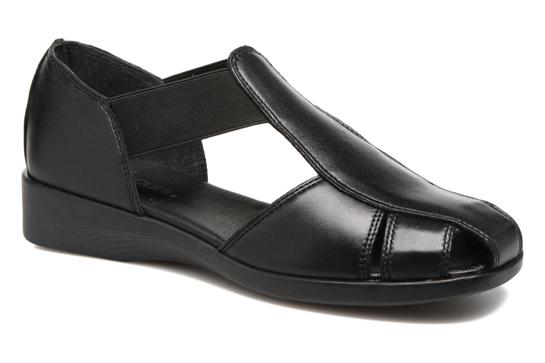 Sandalen Aerosoles 4Give schwarz detaillierte ansicht/modell