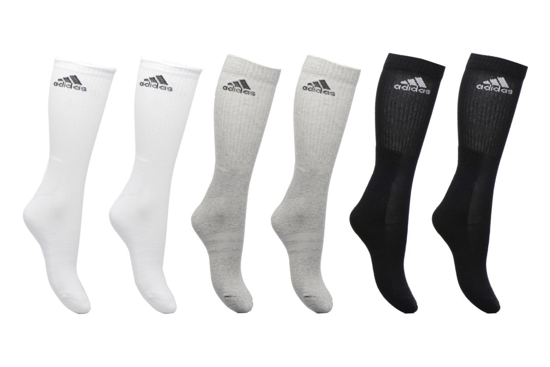 Socken & Strumpfhosen Adidas Performance 3S PER CR HC 6P mehrfarbig detaillierte ansicht/modell