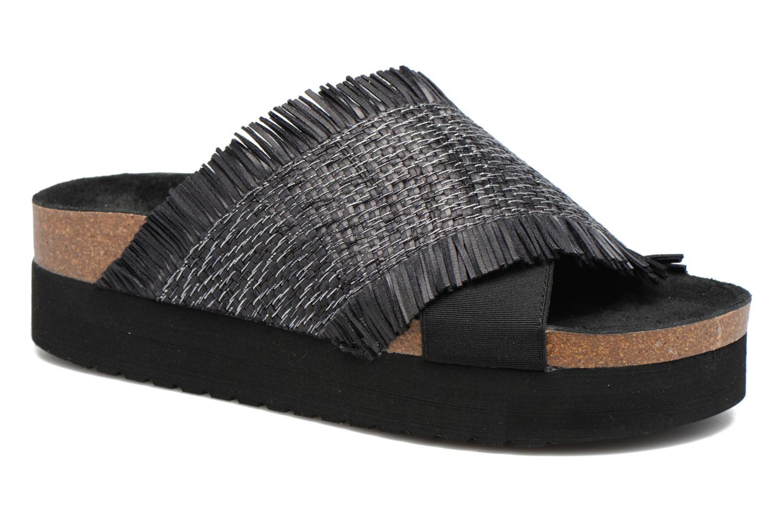 Clogs og træsko Sixty Seven Ezma 78843 Sort detaljeret billede af skoene