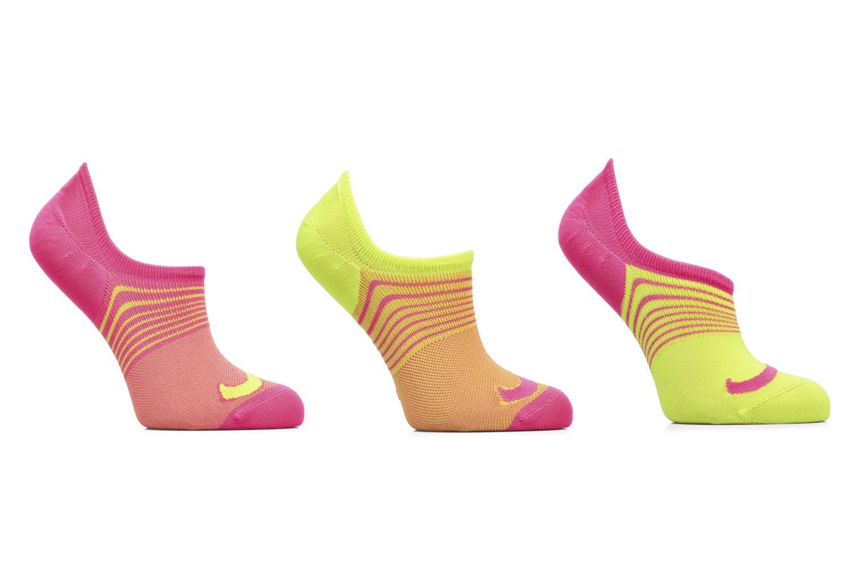 Chaussettes et collants Nike Women's Nike Lightweight Sock 3 Pair Multicolore vue détail/paire