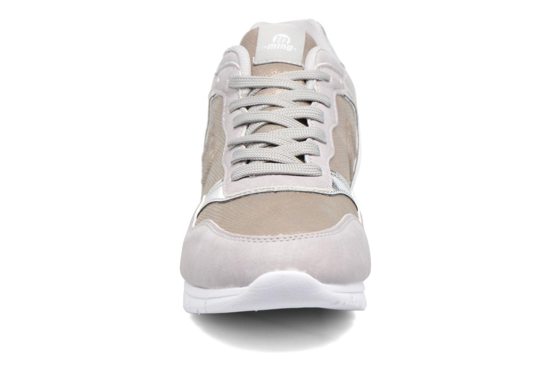 Baskets MTNG Doraimon 69216 Gris vue portées chaussures
