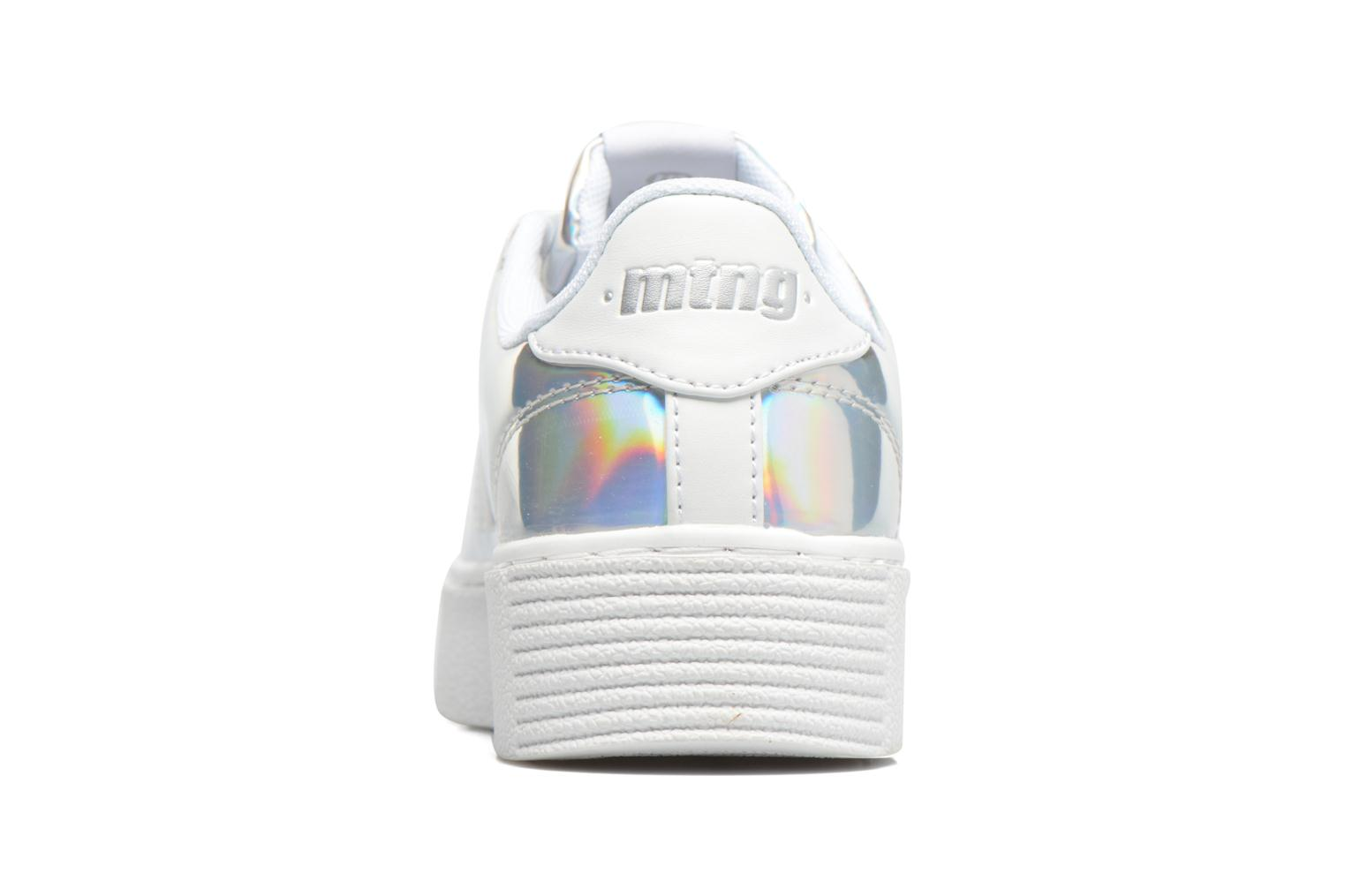 Sneakers MTNG Templo 69206 Argento immagine destra