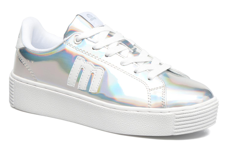 Grandes descuentos últimos zapatos MTNG Templo 69206 (Plateado) - Deportivas Descuento