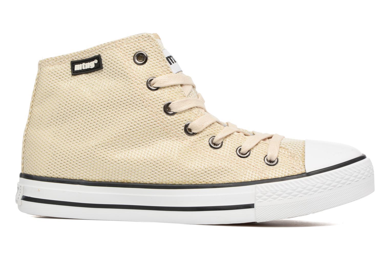 Sneakers MTNG Emi 13992 Goud en brons achterkant