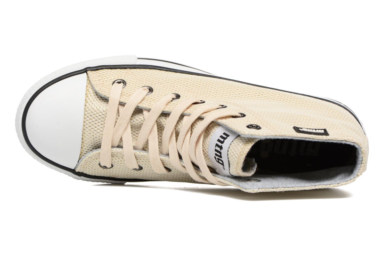 Sneakers MTNG Emi 13992 Goud en brons links