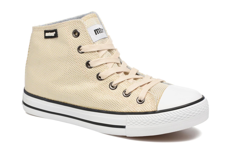 Sneakers MTNG Emi 13992 Goud en brons detail