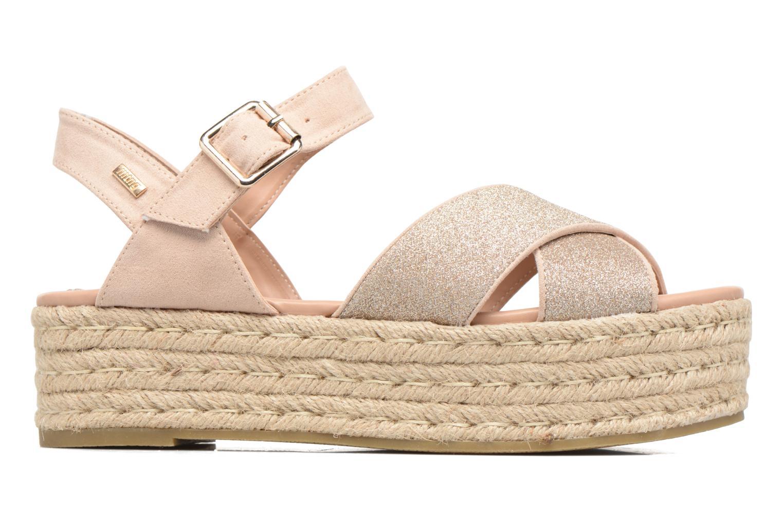 Sandalen MTNG Tessi 50973 rosa ansicht von hinten