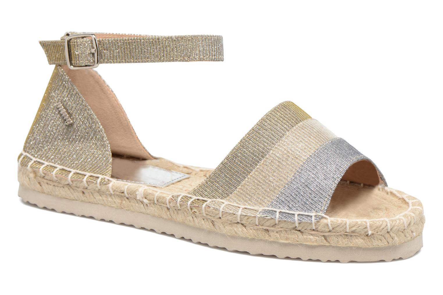 Summer 55411 Pewter Nude Silver