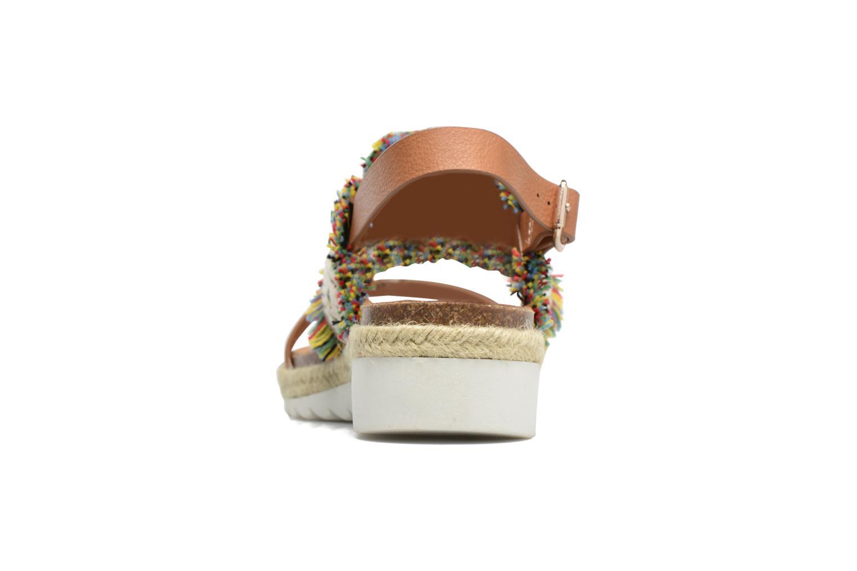 Sandalen MTNG Ludo 50880 Multicolor rechts