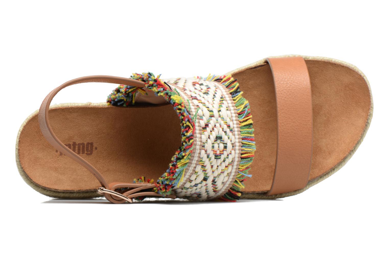 Sandalen MTNG Ludo 50880 Multicolor links