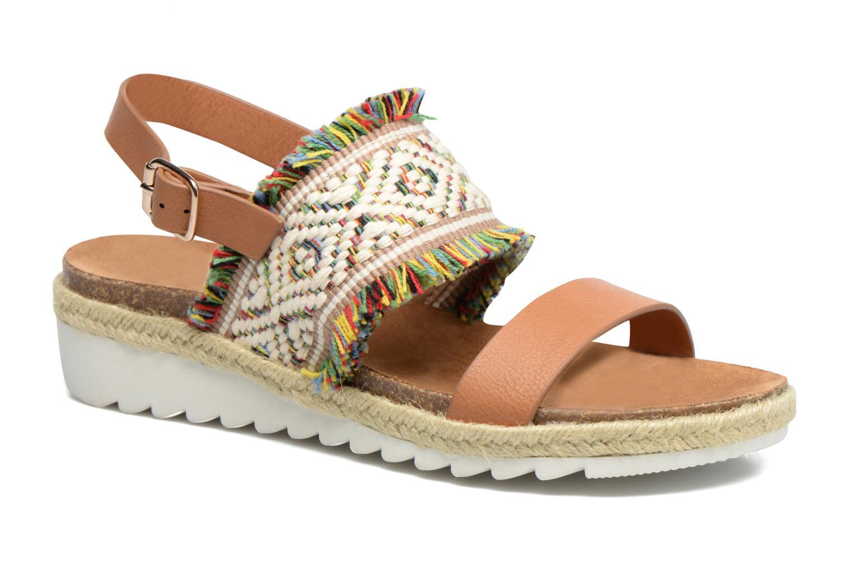 Sandaler MTNG Ludo 50880 Multi detaljeret billede af skoene