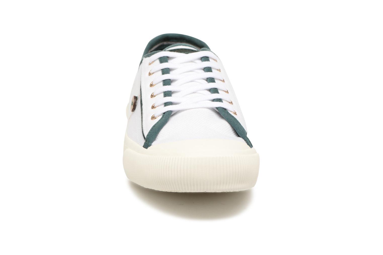 Sneakers Faguo Birch Set & Match Bianco modello indossato