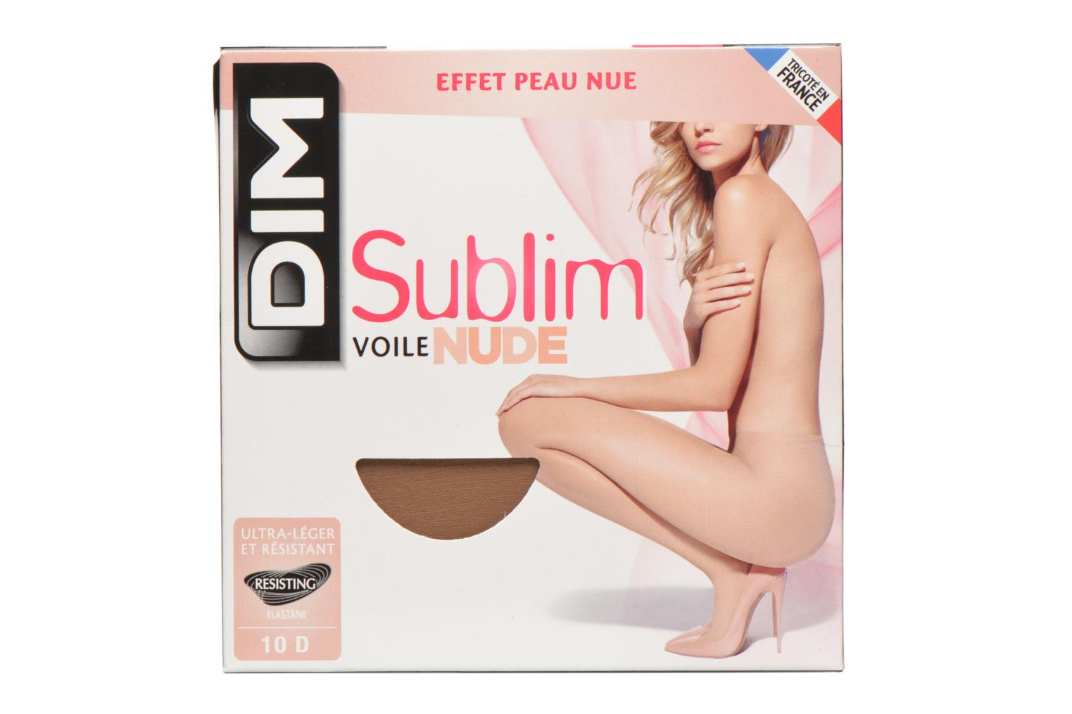 Collant Sublime Voile Nude Beige Rose