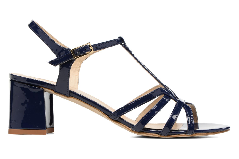 Sandales et nu-pieds Georgia Rose Bachic Bleu vue derrière