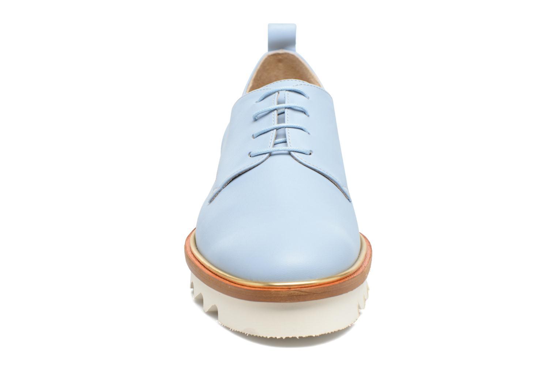 Chaussures à lacets MAURICE manufacture Jack Bleu vue portées chaussures