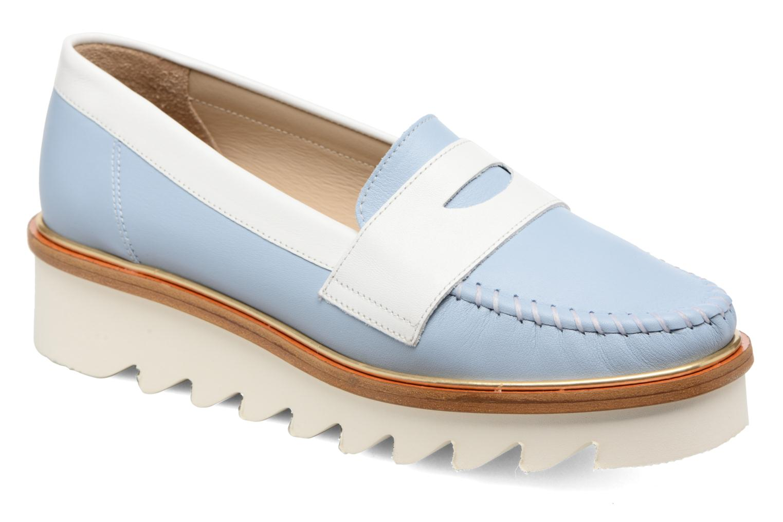 Zapatos promocionales MAURICE manufacture Sendy (Azul) - Mocasines   Cómodo y bien parecido