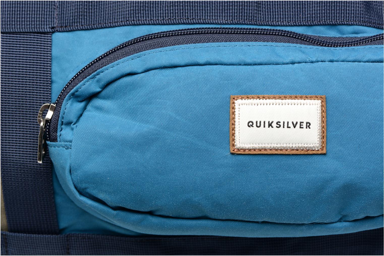 Bolsas de deporte Quiksilver New Duffle M Multicolor vista lateral izquierda