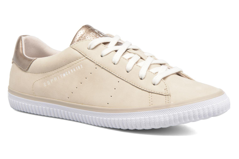 Sneaker Esprit Riata Lace Up beige detaillierte ansicht/modell