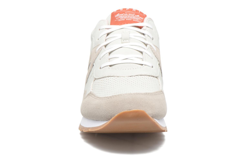 Baskets Esprit Astro Lace Up Gris vue portées chaussures