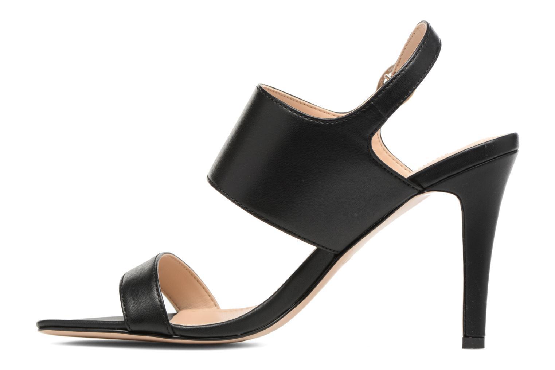 Sandalen Esprit Chany Hi Sandal schwarz ansicht von vorne