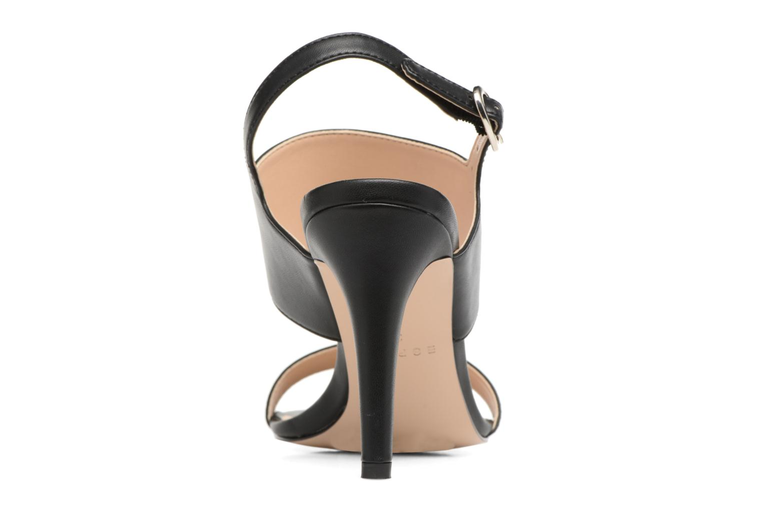 Sandals Esprit Chany Hi Sandal Black view from the right