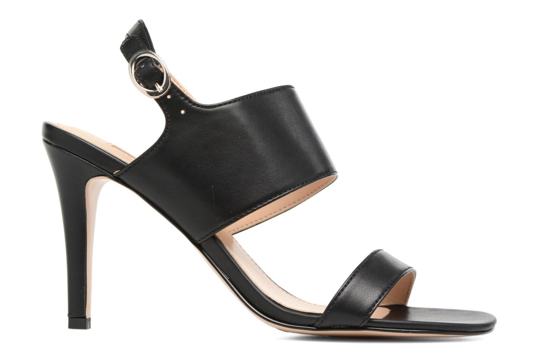 Sandalen Esprit Chany Hi Sandal Zwart achterkant