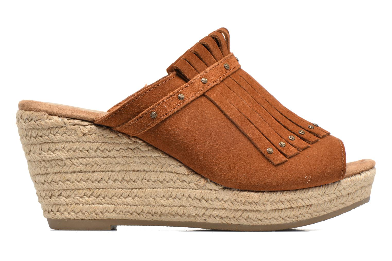 Quinn Brown Suede