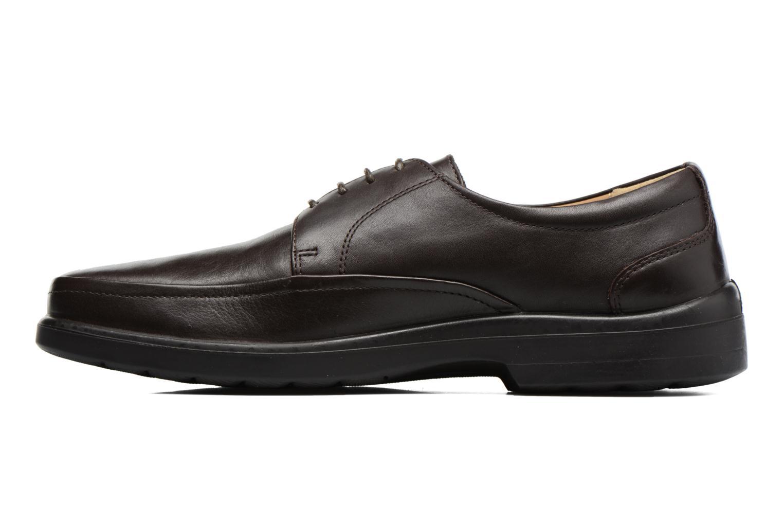 Chaussures à lacets Sledgers Gaf Marron vue face
