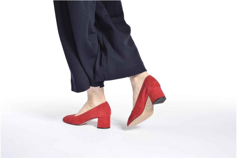 Zapatos de tacón Made by SARENZA Busy Girl Escarpins #4 Plateado vista de abajo