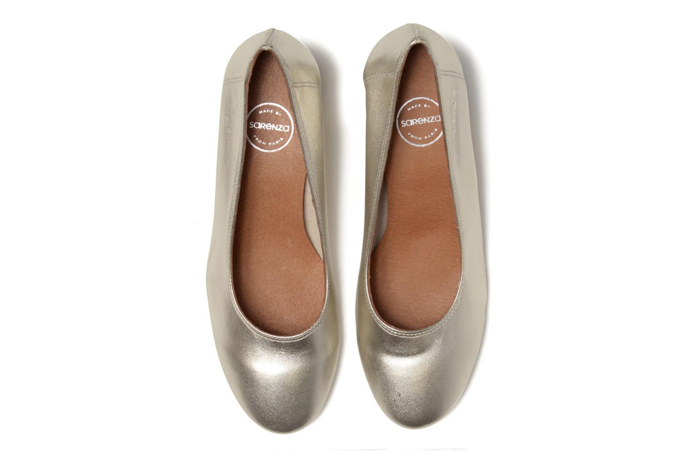 Zapatos de tacón Made by SARENZA Busy Girl Escarpins #4 Plateado vista del modelo