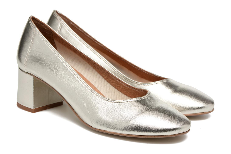 Zapatos de tacón Made by SARENZA Busy Girl Escarpins #4 Plateado vistra trasera