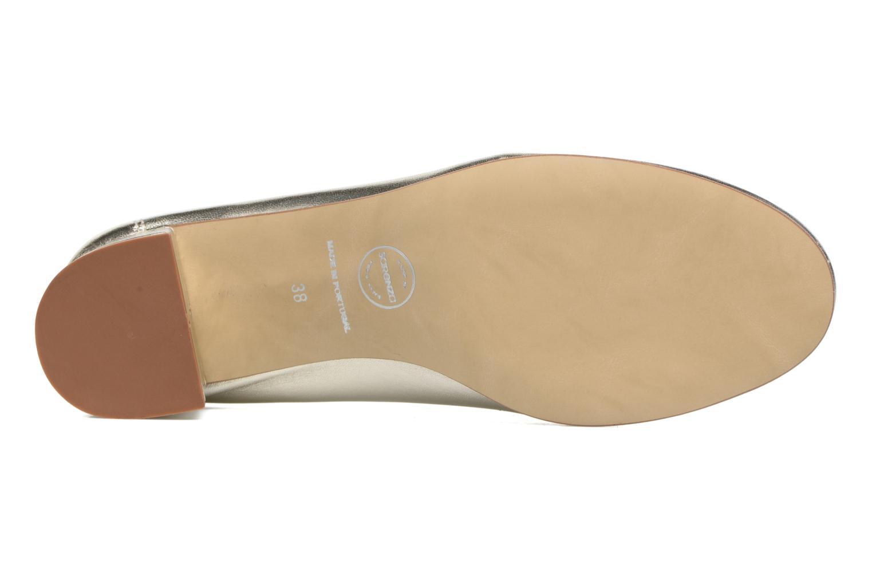 Zapatos de tacón Made by SARENZA Busy Girl Escarpins #4 Plateado vista de arriba