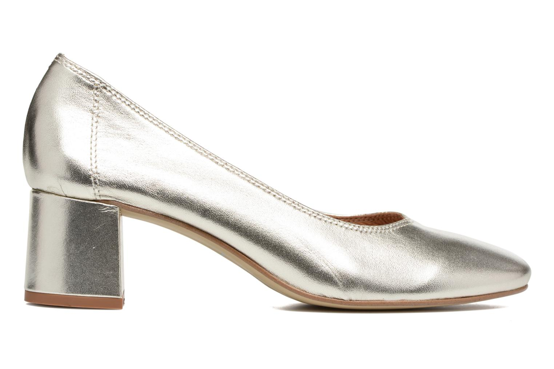 Zapatos de tacón Made by SARENZA Busy Girl Escarpins #4 Plateado vista de detalle / par