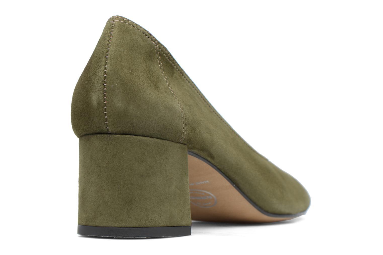 Zapatos de tacón Made by SARENZA Busy Girl Escarpins #4 Verde vista de frente