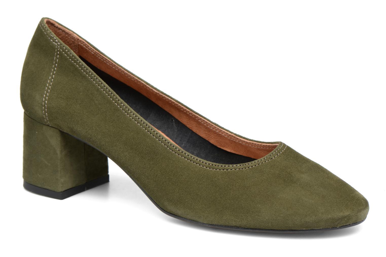 Zapatos de tacón Made by SARENZA Busy Girl Escarpins #4 Verde vista lateral derecha